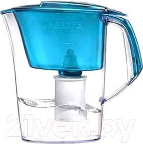 Фильтр питьевой воды БАРЬЕР Стайл (жемчужно-бирюзовый)