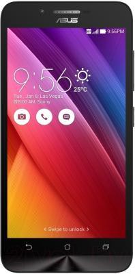 Мобильный телефон Asus ZenFone Go ZC500TG-1A088RU (черный)
