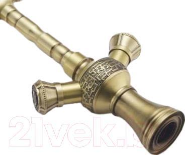 Смеситель ZorG Antic AZR 609 K-2-6 BR