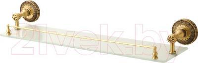 Полка для ванной ZorG Antic AZR-15 BR