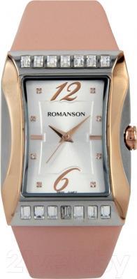 Часы женские наручные Romanson RL0358TLJWH
