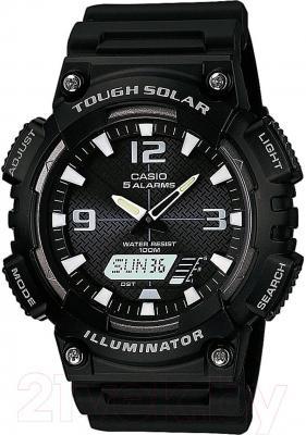 Часы мужские наручные Casio AQ-S810W-1AVEF