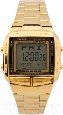 Часы мужские наручные Casio DB-360GN-9AEF