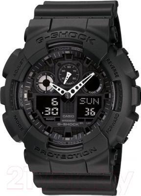 Часы мужские наручные Casio GA-100-1A1ER