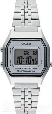 Часы женские наручные Casio LA680WEA-7EF