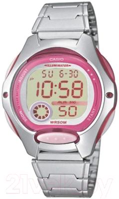 Часы женские наручные Casio LW-200D-4AVEF