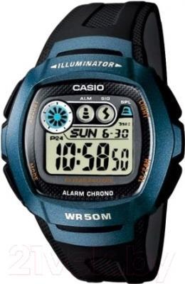 Часы мужские наручные Casio W-210-1BVES
