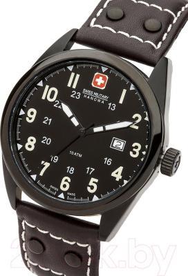 Часы мужские наручные Swiss Military Hanowa 06-4181.13.007.05