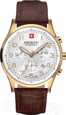 Часы мужские наручные Swiss Military Hanowa 06-4187.02.001