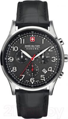 Часы мужские наручные Swiss Military Hanowa 06-4187.04.007