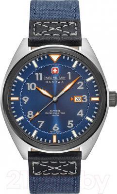 Часы мужские наручные Swiss Military Hanowa 06-4258.33.003