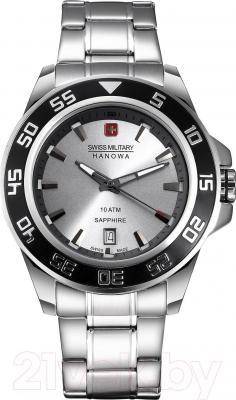 Часы мужские наручные Swiss Military Hanowa 06-5221.04.009