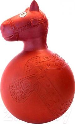 Игрушка-прыгун Bradex Веселая Лошадка DE 0110 (красный)