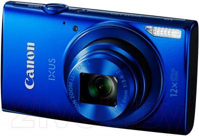 Компактный фотоаппарат Canon Ixus 170 (синий)