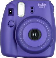 Фотоаппарат с мгновенной печатью Fujifilm Instax Mini 8 (виноград) -