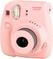 Фотоаппарат с мгновенной печатью Fujifilm Instax Mini 8 (розовый) -