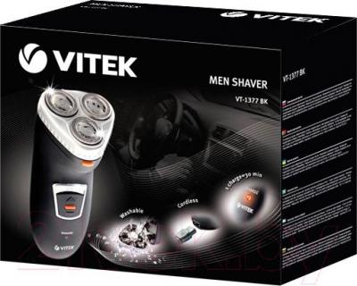 Электробритва Vitek VT-1377 - упаковка