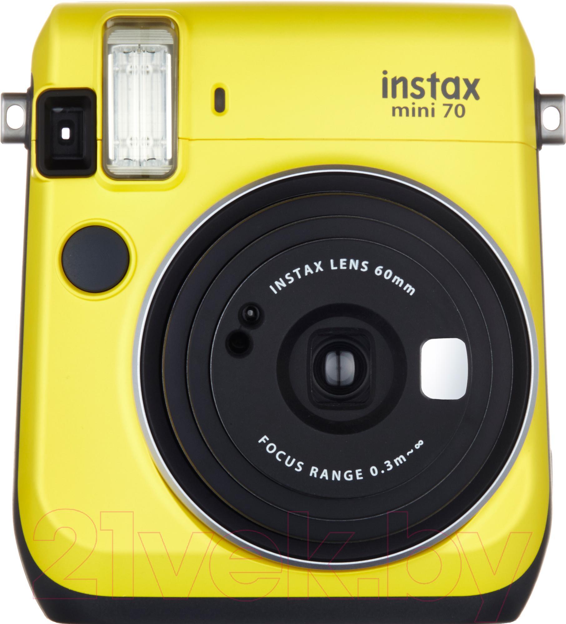 Фотоаппарат с мгновенной печатью Fujifilm
