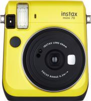 Фотоаппарат с мгновенной печатью Fujifilm Instax Mini 70 (желтый) -