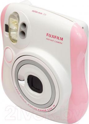 Фотоаппарат с мгновенной печатью Fujifilm Instax Mini 25 (розовый)