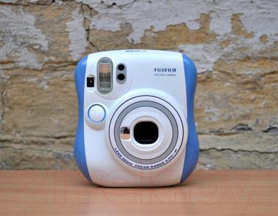 Фотоаппарат с мгновенной печатью Fujifilm Instax Mini 25 (синий)