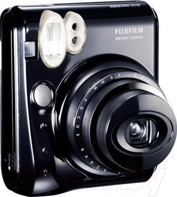 Фотоаппарат с мгновенной печатью Fujifilm Instax Mini 50S (черный)