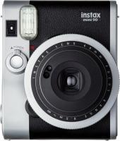 Фотоаппарат с мгновенной печатью Fujifilm Instax Mini 90 (черный) -