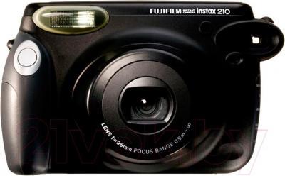 Фотоаппарат с мгновенной печатью Fujifilm Instax 210 (черный)