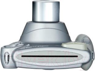 Фотоаппарат с мгновенной печатью Fujifilm Instax 210 (серебристый)