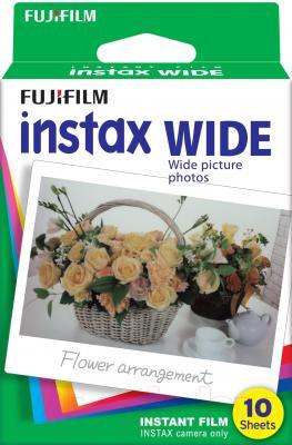 Пленка Fujifilm Instax Wide (10шт)
