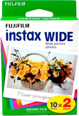 Пленка Fujifilm Instax Wide (20шт)