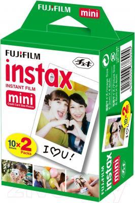Пленка Fujifilm Instax Mini (20шт)