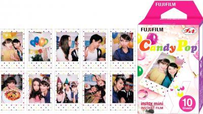 Пленка Fujifilm Instax Mini Candypop (10шт)