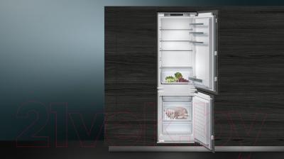 Холодильник с морозильником Siemens KI86NVF20R