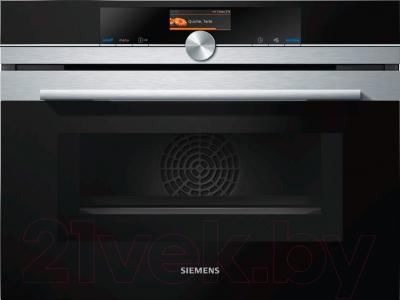 Электрический духовой шкаф Siemens CM656NBS1