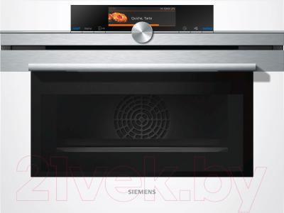 Электрический духовой шкаф Siemens CM678G4W1
