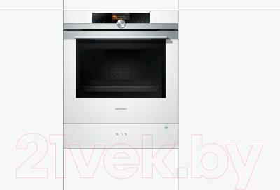 Шкаф для подогрева посуды Siemens BI630CNW1