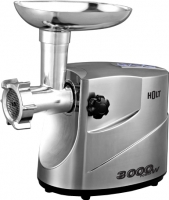 Мясорубка электрическая Holt HT-MG-004 (+насадка-соковыжималка HT-JС-100) -