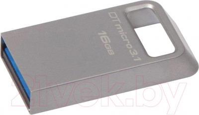 Usb flash накопитель Kingston DataTraveler Micro 3.1 16GB (DTMC3/16GB)