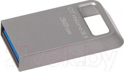 Usb flash накопитель Kingston DataTraveler Micro 3.1 32GB (DTMC3/32GB)