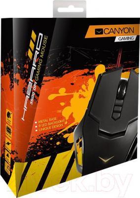 Мышь Canyon CND-SGM6 - упаковка