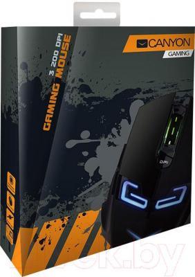 Мышь Canyon CND-SGM7B - упаковка