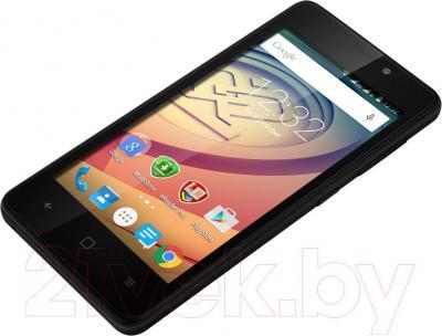Смартфон Prestigio Wize F3 (PSP3457DUOBLACK)