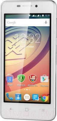 Смартфон Prestigio Wize F3 (PSP3457DUOWHITE)