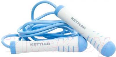 Скакалка KETTLER 7361-570 (бело-голубой)