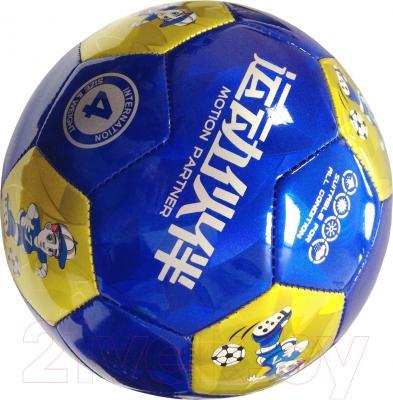 Футбольный мяч Motion Partner MP524 - цвет товара уточняйте при заказе