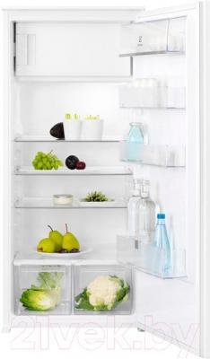 Холодильник с морозильником Electrolux ERN2001FOW