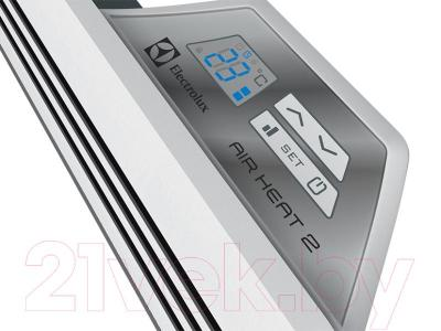 Конвективно-инфракрасный обогреватель Electrolux EIH/AG2-1500E - электронный дисплей