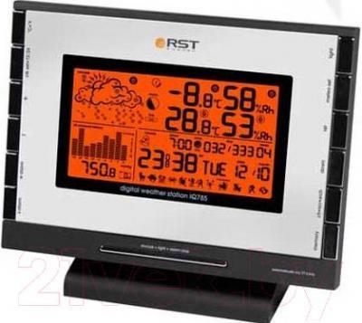 Метеостанция цифровая RST 02785 - общий вид