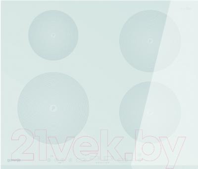 Индукционная варочная панель Gorenje IT641-ORA W